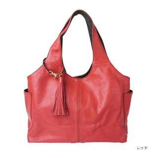 【カラー】カラーバリエーション豊富な可愛らしいタッセル付きトートバッグ<br>トートバッグ