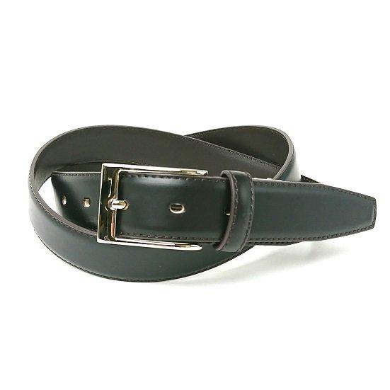 【マット仕上げベルト】どんなスタイリングでも合わせやすい艶消しのベルト マット仕上げベルト