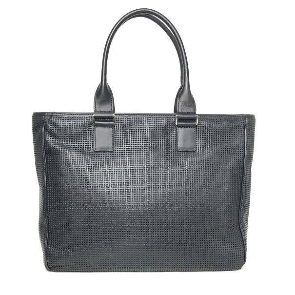 【アウトレット/パンチング】オンオフ対応!レザーバッグなのに軽量なトートバッグ トートバッグ