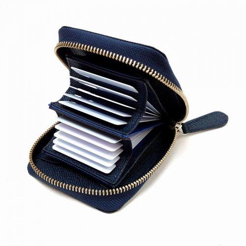 【アウトレット/ポップアップ】カードが主役!カード時代の新定番 ラウンドファスナーカードケース