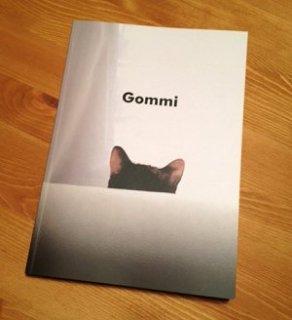 【在庫限り】Gommi増刷分(サイン・シリアルナンバーなし)