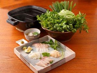 海鮮しゃぶしゃぶ鍋セット《レシピ付き》