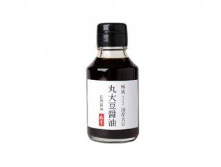 国産大豆 丸大豆醤油(100ml)