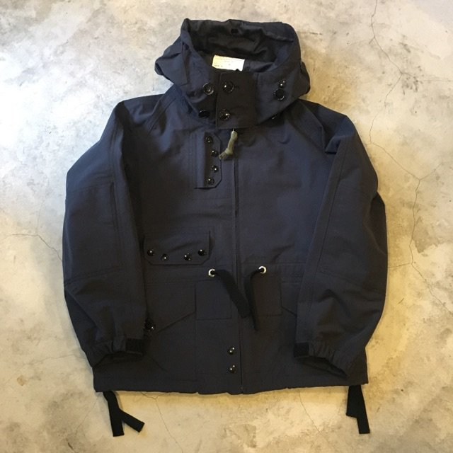 "SIGNAL GARMENTS別注 F.T.G. ""THE DREAD NOUGHT"" 3 LAYER PARKA BLACK"