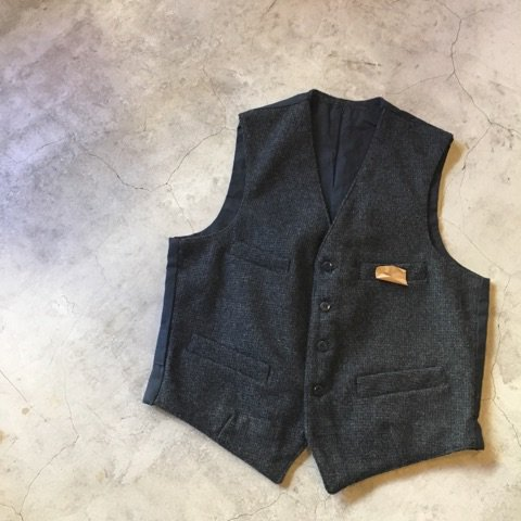 "N.O.S. ""1950's French Gilet"