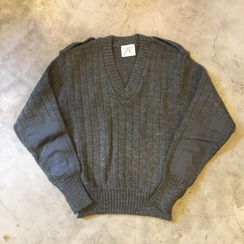 "N.O.S. ""UK ARMY COMMAND KNIT"""