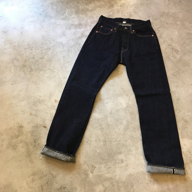 "LENO      ""NANCY""    LOOSE TAPERED JEANS"