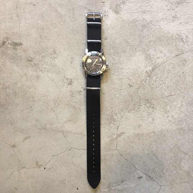 "F.E.E.  ""SORTIE""  MILITARY WATCH NYLON BELT"