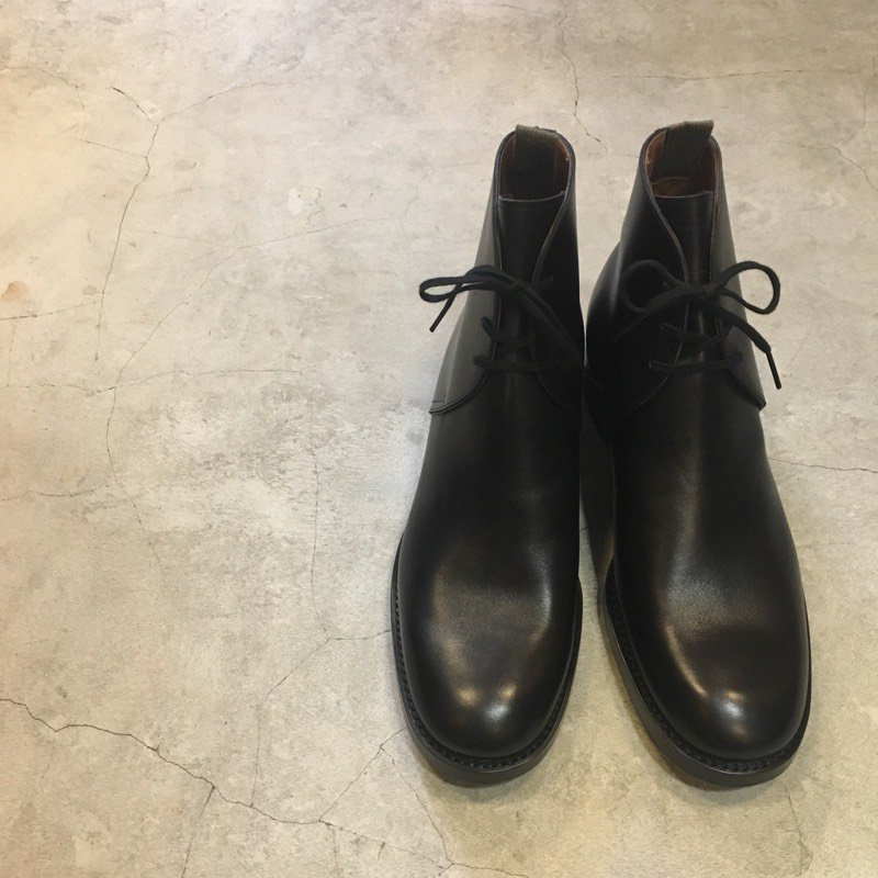 "CLINCH    ""George boots"" BLACK"
