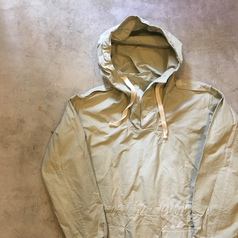 "N.O.S. 1950's〜 Swedish Army    ""Snow Camo Smock""     2ND SIZE1"