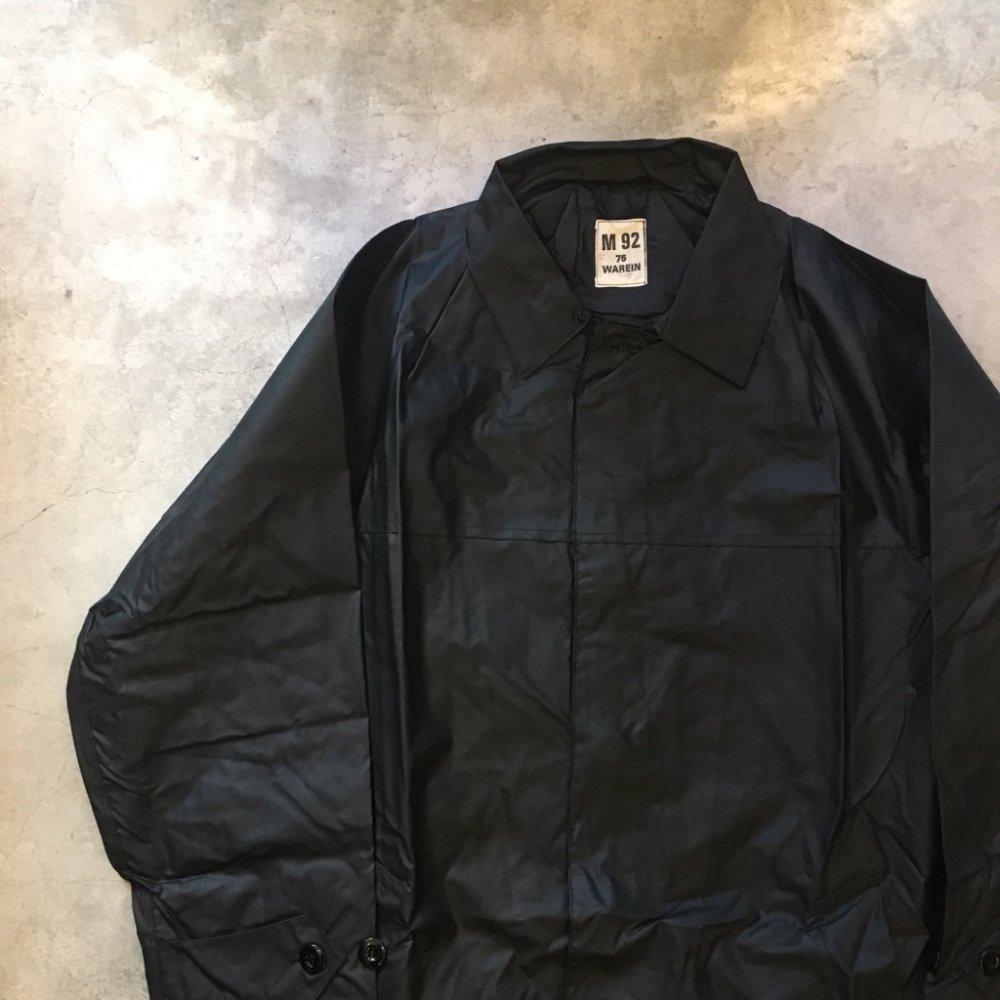 SAS Military Style L Black Jacket//Smock