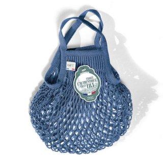filt ネットバッグ bleu jean
