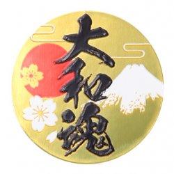 大和魂GOLD 丸シール【2,000枚】