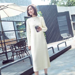 <img class='new_mark_img1' src='//img.shop-pro.jp/img/new/icons20.gif' style='border:none;display:inline;margin:0px;padding:0px;width:auto;' />SALE! Knit long dress