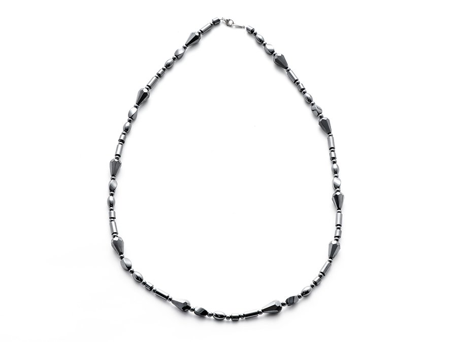 Hematite Necklace2