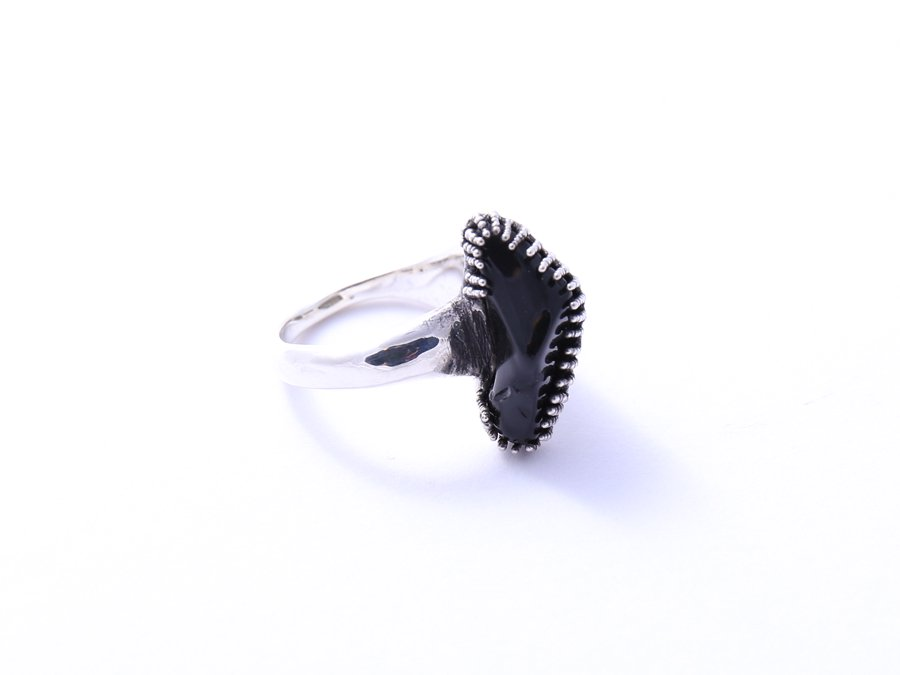 <img class='new_mark_img1' src='https://img.shop-pro.jp/img/new/icons8.gif' style='border:none;display:inline;margin:0px;padding:0px;width:auto;' />Obsidian Ring S