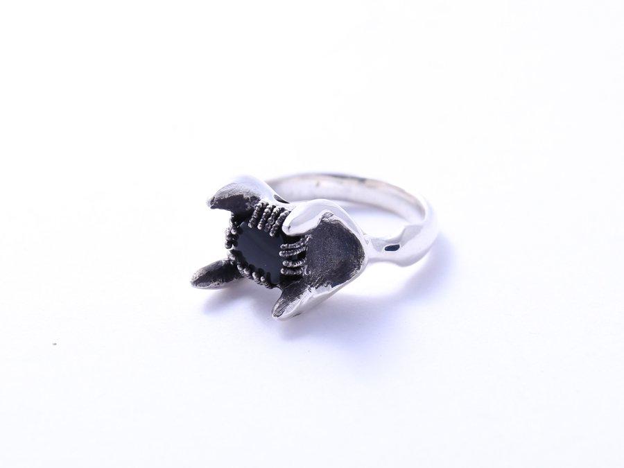 Obsidian Ring U
