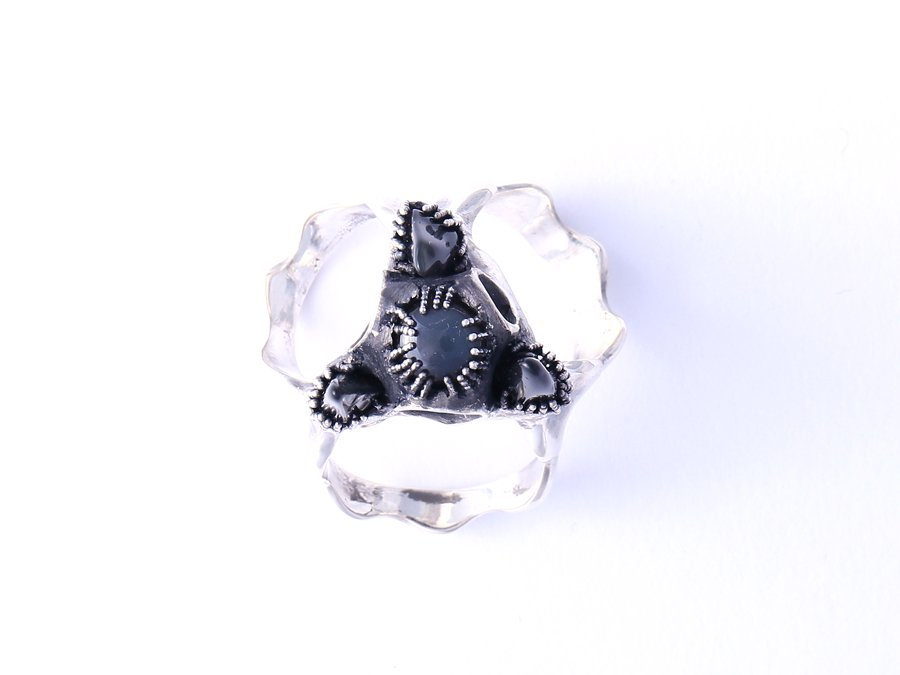 <img class='new_mark_img1' src='https://img.shop-pro.jp/img/new/icons8.gif' style='border:none;display:inline;margin:0px;padding:0px;width:auto;' />Obsidian Ring 2