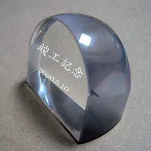 【ペーパーウェイト】TR-100 ルーペ兼用