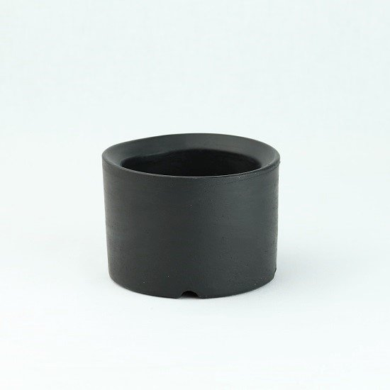 humanity -Black Pot- (cylinder-short) 3号