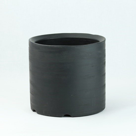 humanity -Black Pot- (cylinder-long) 5号