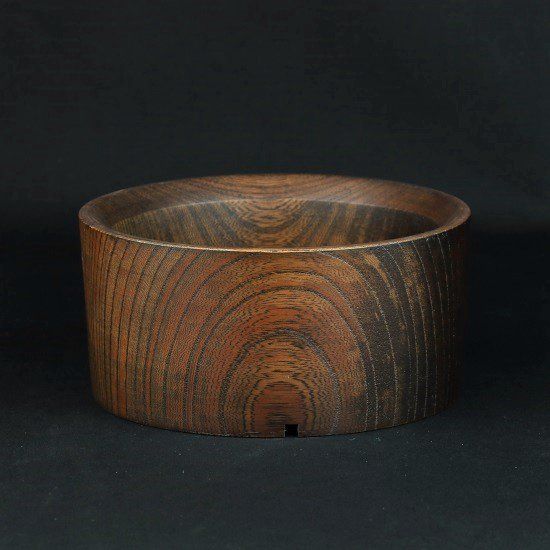 -Wood Pot- (no.4)