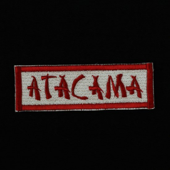 【poorpatch】 ATACAMA(red)
