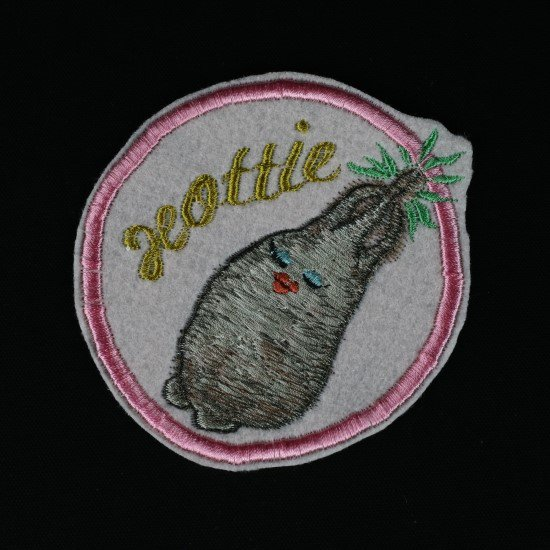 【poorpatch】Hottie-pink