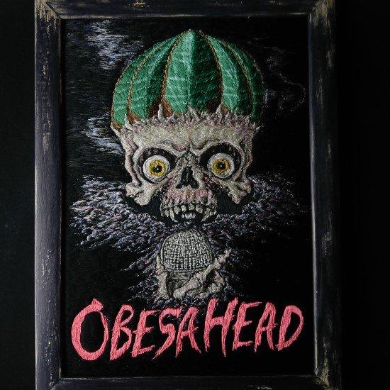 【poorpatch】OBESA HEAD (size F4)
