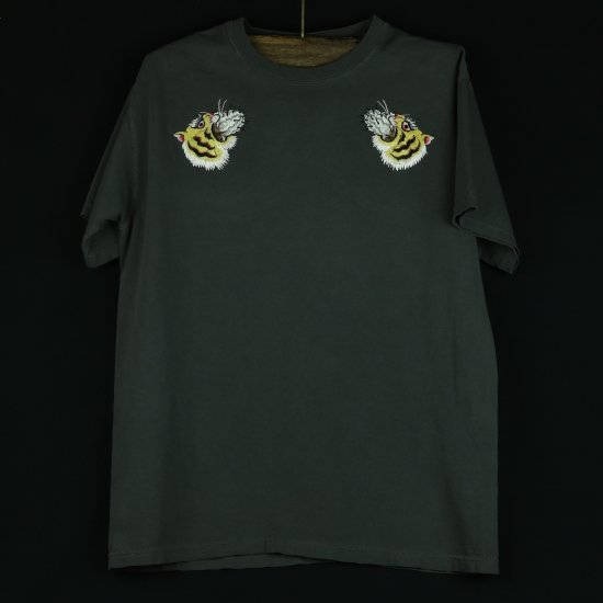 【poorpatch T-shirt】cinerea-tiger