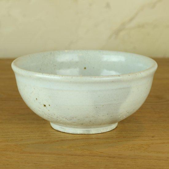 Masato Akutsu -white glaze bowl- (2)