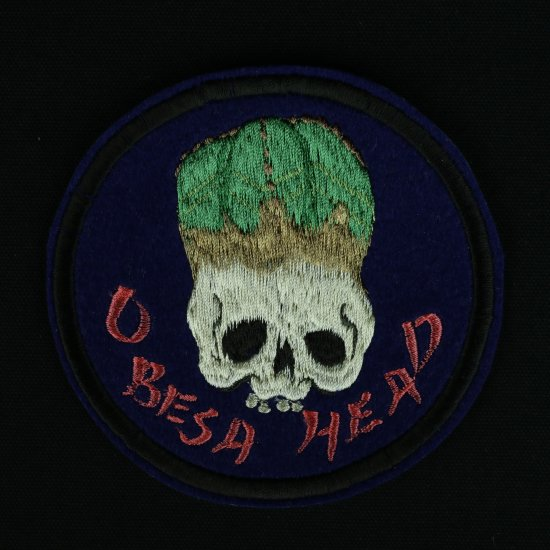 【poorpatch】OBESA HEAD-6