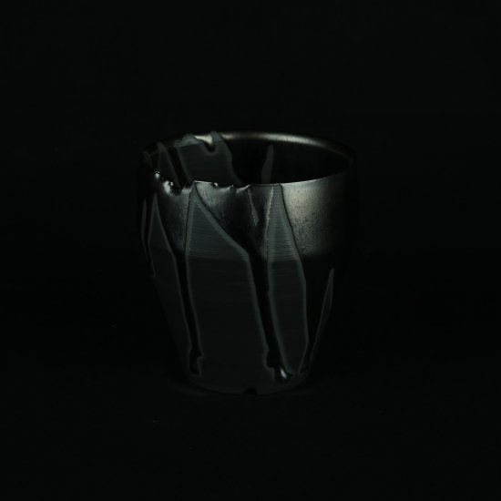 Yuta Uchida -BLACK GLAZE- no.321