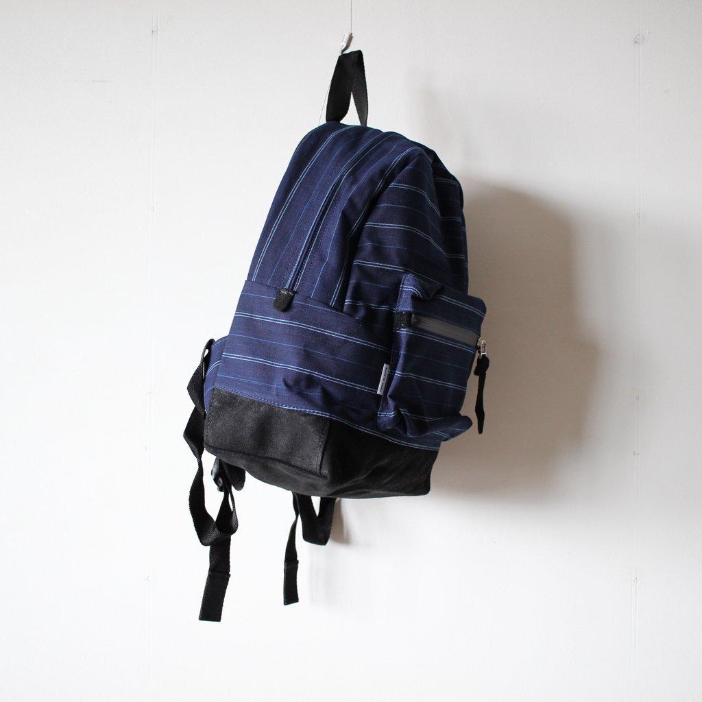 松阪木綿のDAYPACK MOD S #stripe