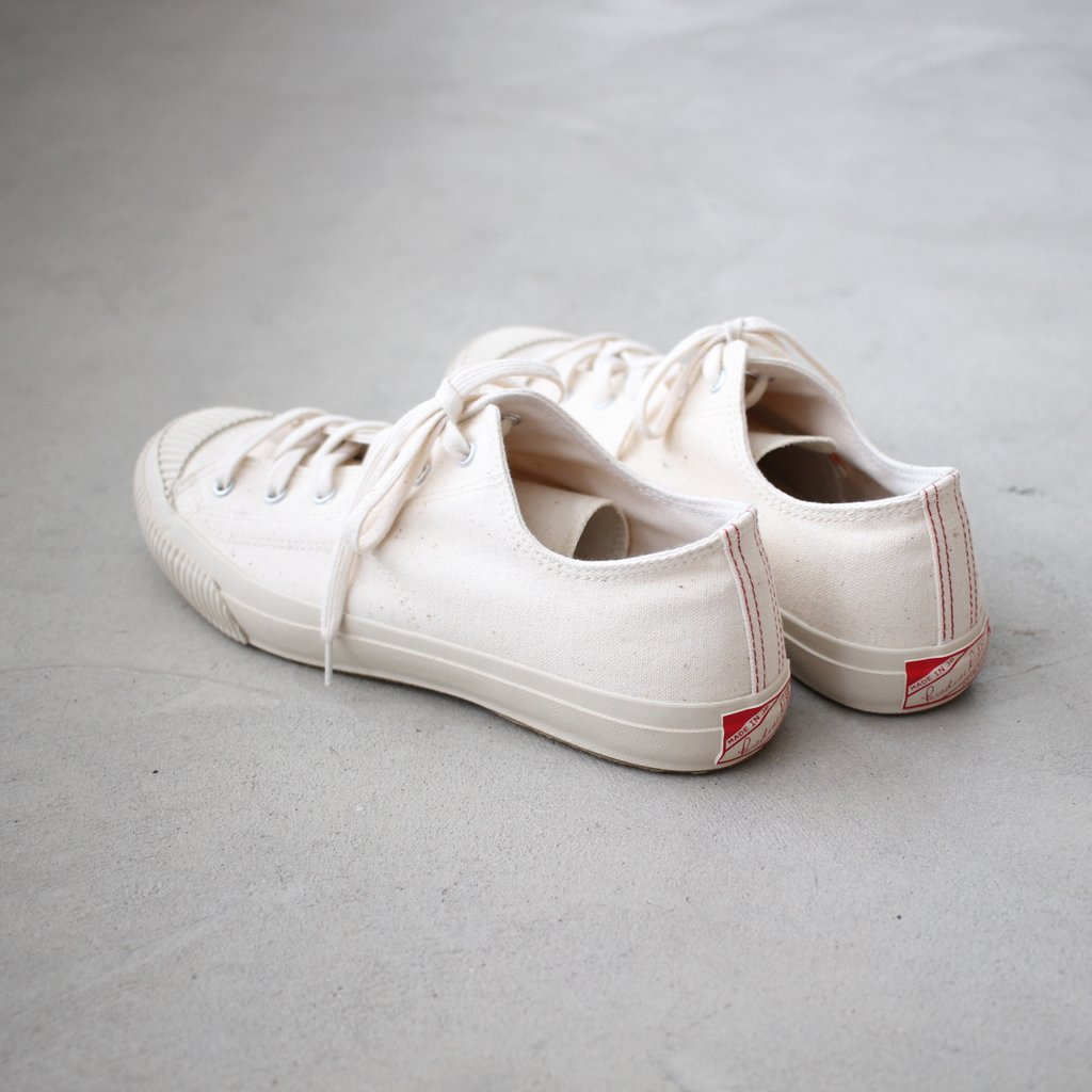 SHELLCAP LOW #KINARI/OFF WHITE [PRAS-01-001]
