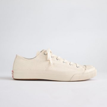 SHELLCAP LOW #KINARI/OFF WHITE [PRAS-01-001] _ PRAS | プラス