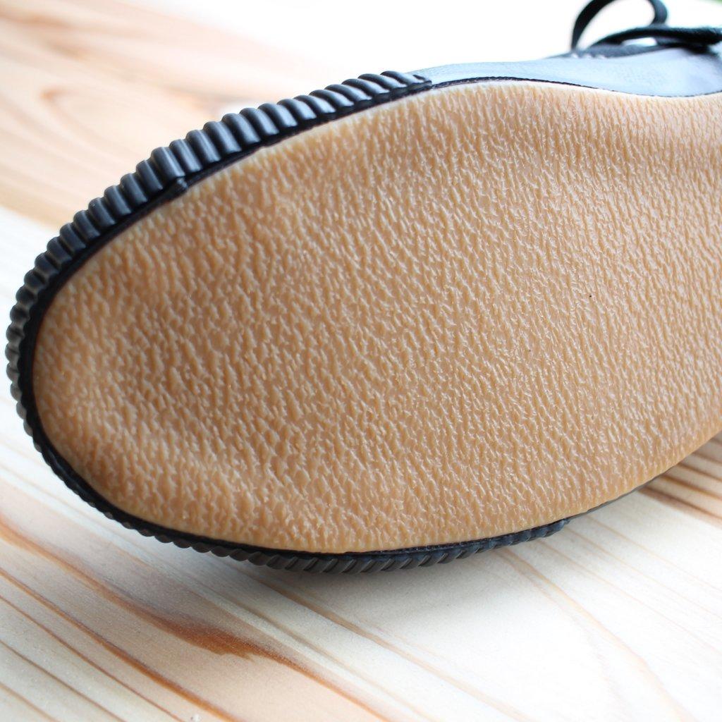 Select - Shoes | 靴 SHELLCAP LOW #kinari×black