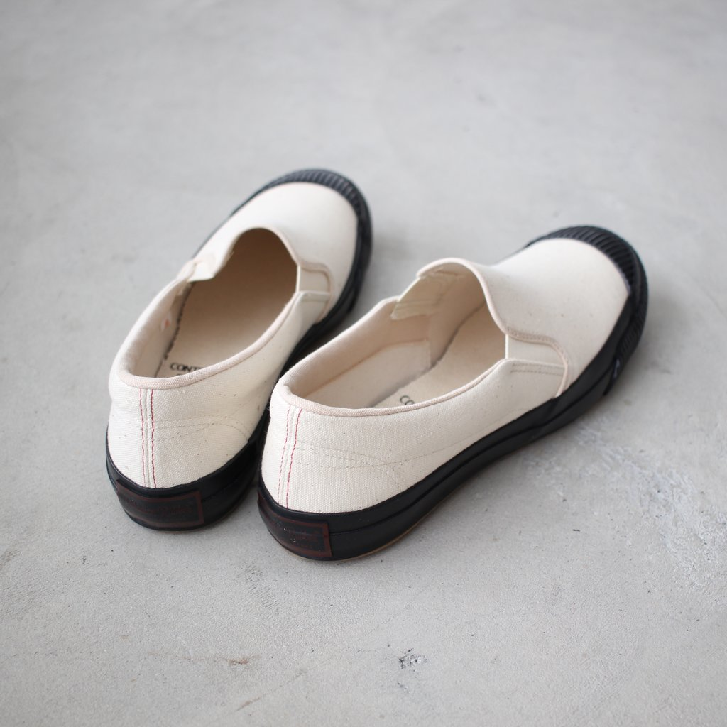 SHELLCAP SLIPON #kinari×black