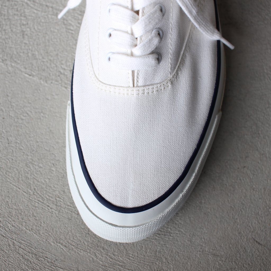 Select - Shoes | 靴 ASAHI DECK #white