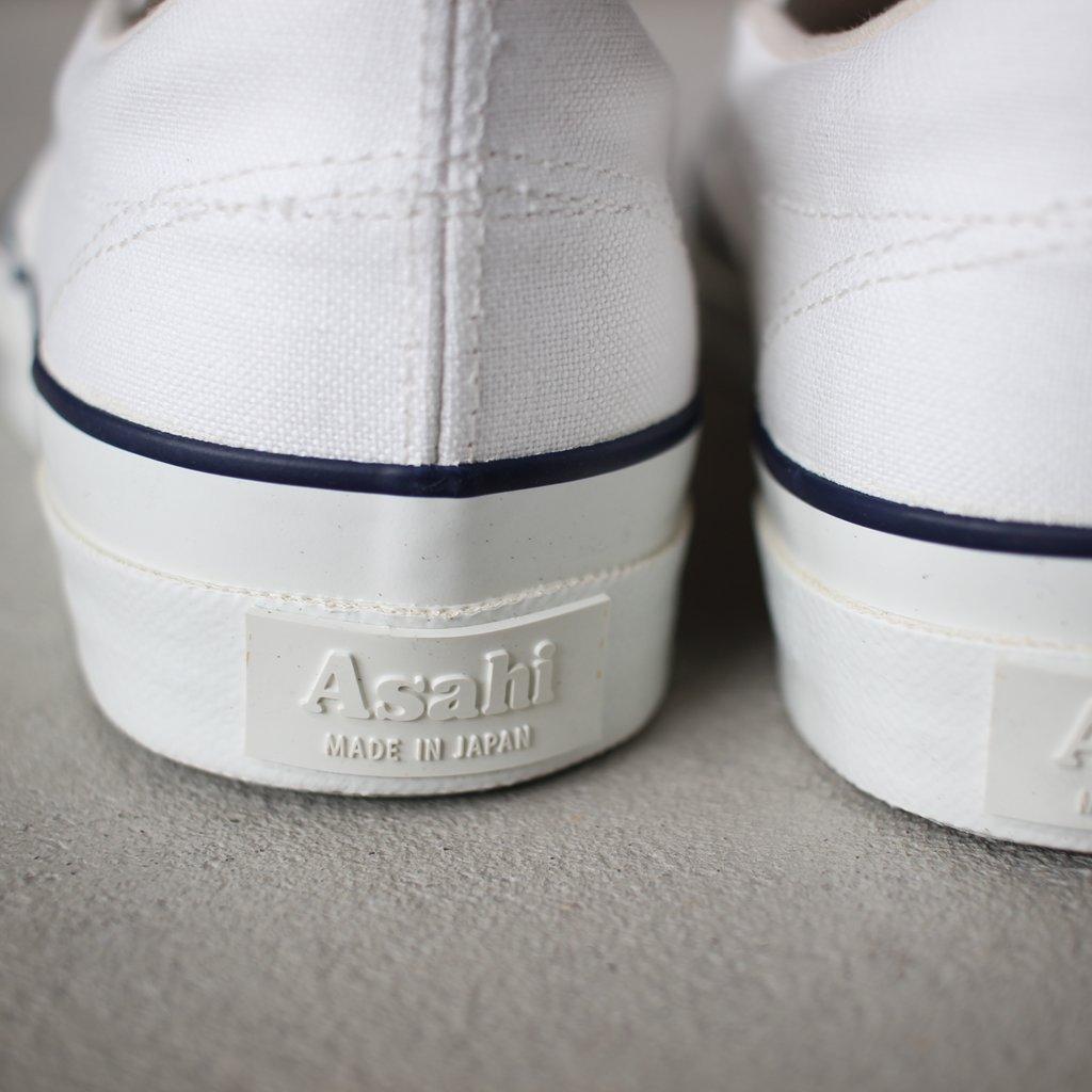 ASAHI DECK SLIP-ON #white