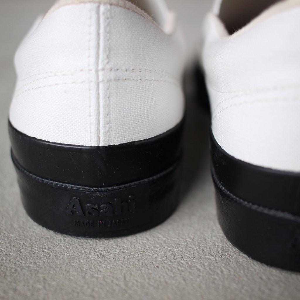 Select - Shoes | 靴 ASAHI DECK SLIP-ON #monochrome