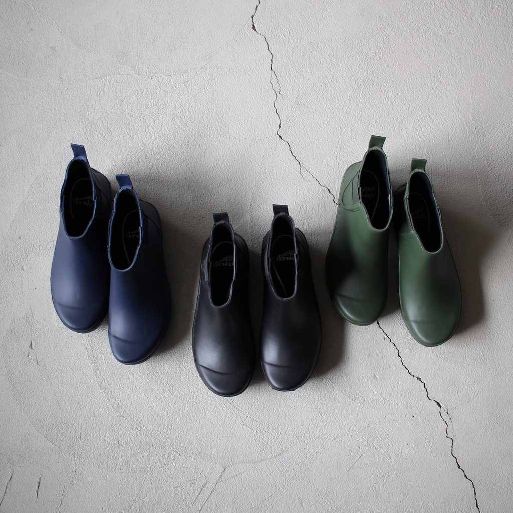 Select - Shoes | 靴 ROSA Rubber #black