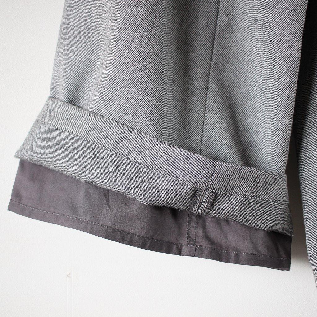 uryya   ユライヤ Thai pants #gray