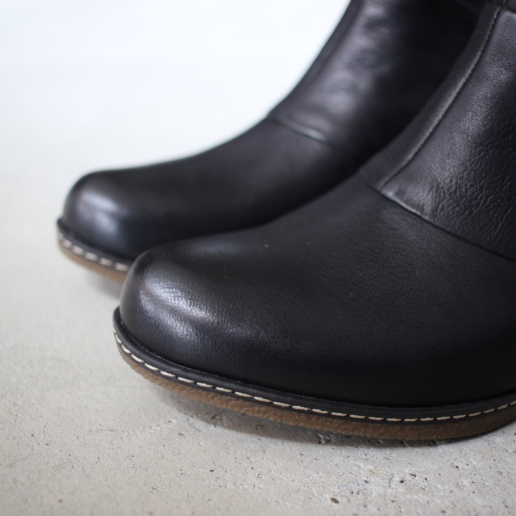 Select - Shoes | 靴 LETTIE Burnished Nubuck #black