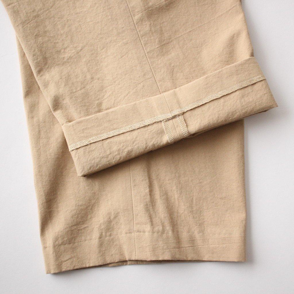 エルダリーパンツ #beige