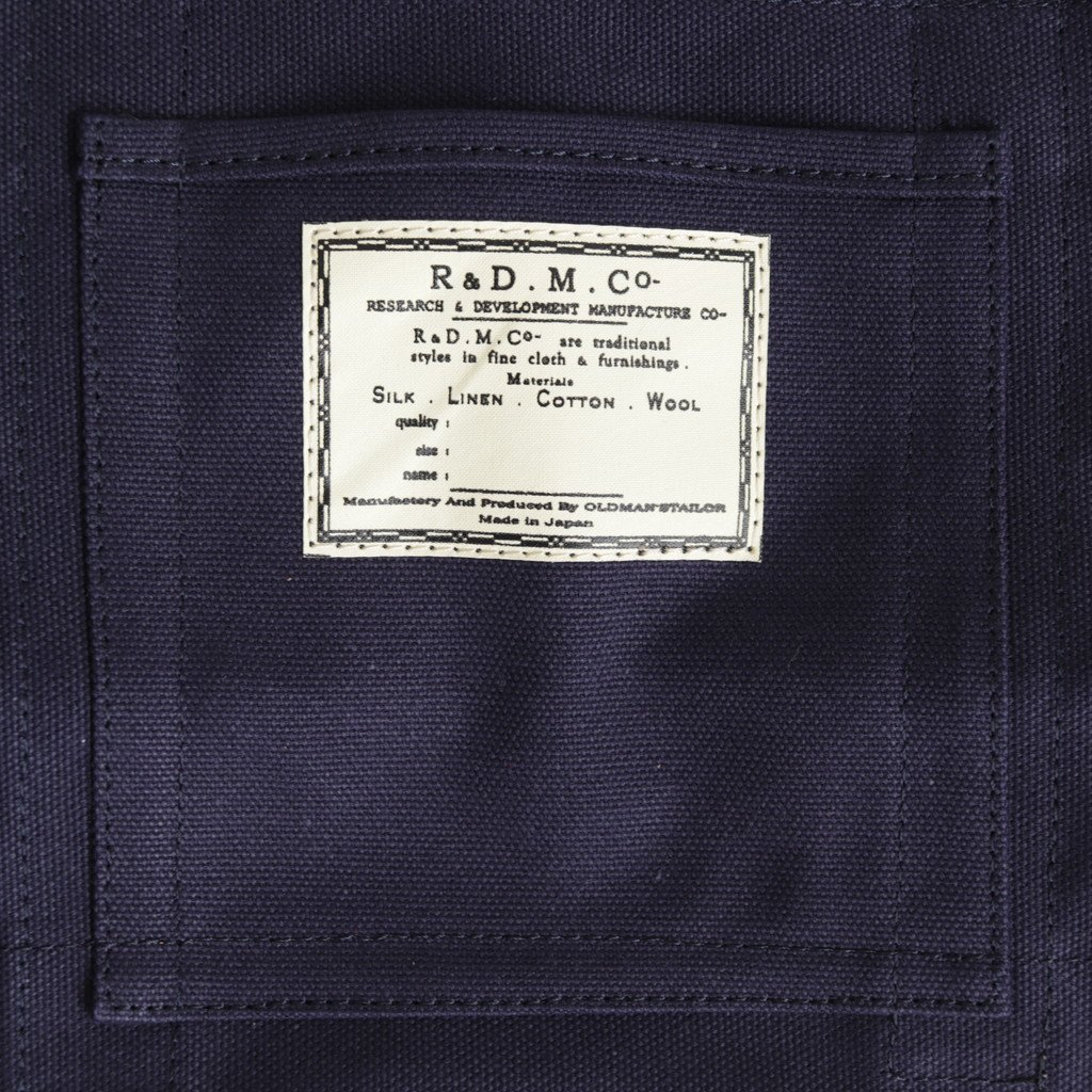 TOTE BAG S #NAVY [no.011]