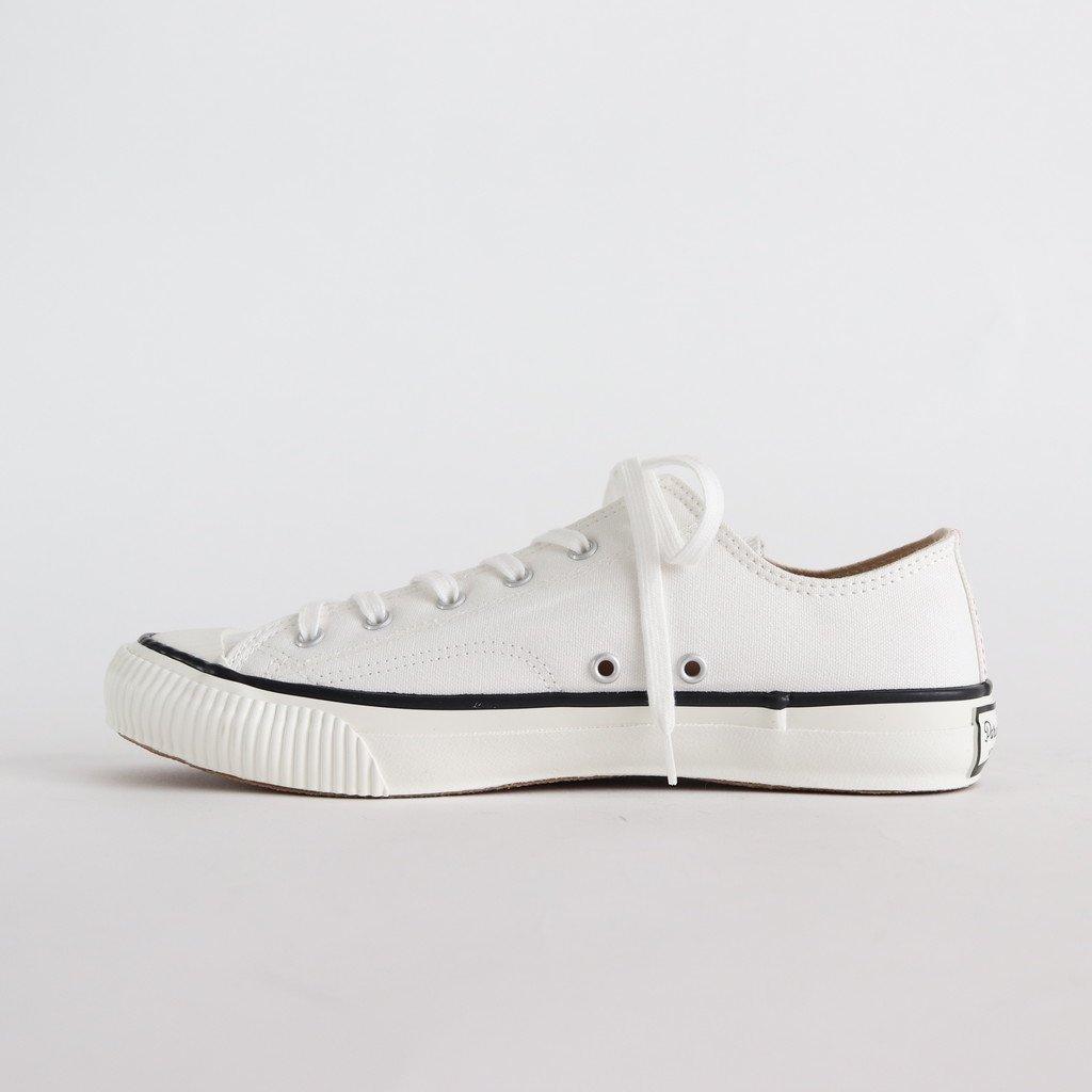 SHELLCAP LOW #WHITE [PRAS-04-001]
