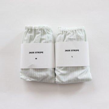 PANTS GEMSTONE #JADE STRIPE