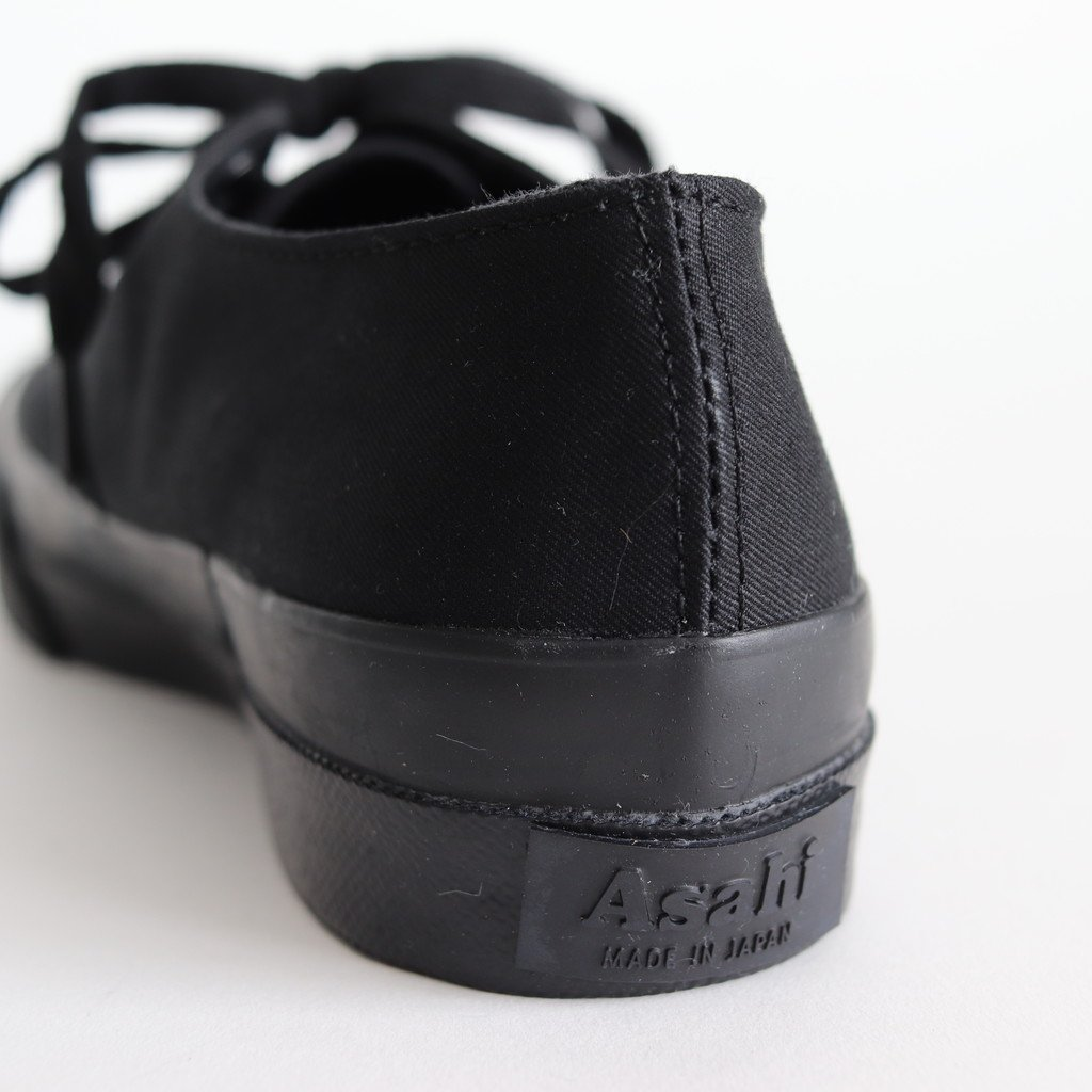ASAHI DECK VENTILE #BLACK [L028 - KF20512]