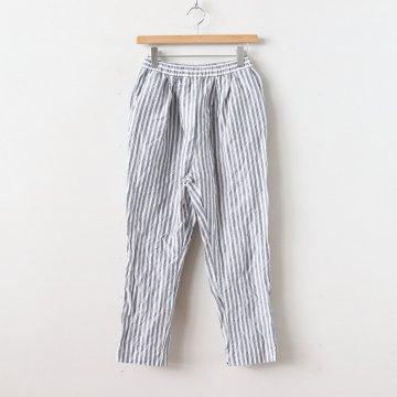 S/L 2 TUCK GOM PANTS #STRIPE [no.2997]